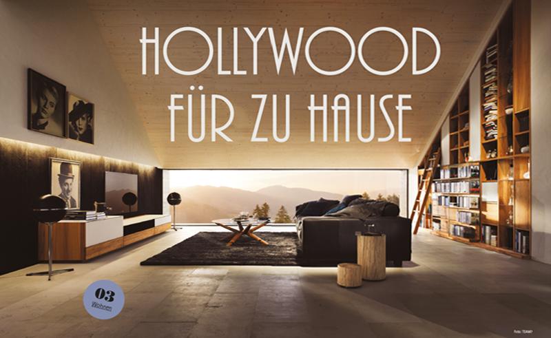 hollywood f r zuhause das heimkinoaquis casa ihr magazin rund um wohnen lifestyle und. Black Bedroom Furniture Sets. Home Design Ideas