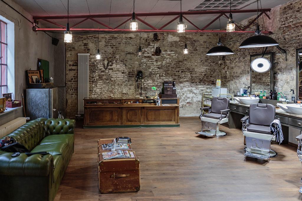 M nnerkultur erlebnis barbershop in aachen aquis for Einrichtung deko shop